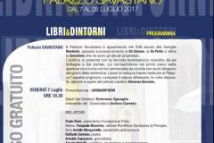 Libri e dintorni - Festival dell'Incontro al Palazzo Savastano