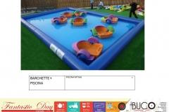 Barchette + piscina