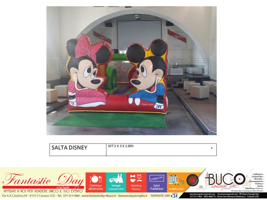 Salta Disney