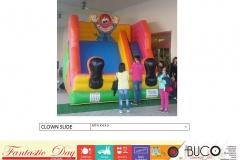 Clown Slide