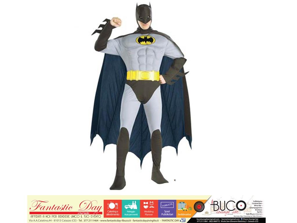 batman vestito